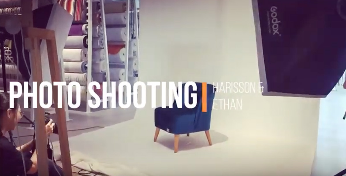 Photo shooting session for Ethan and Harisson sliper