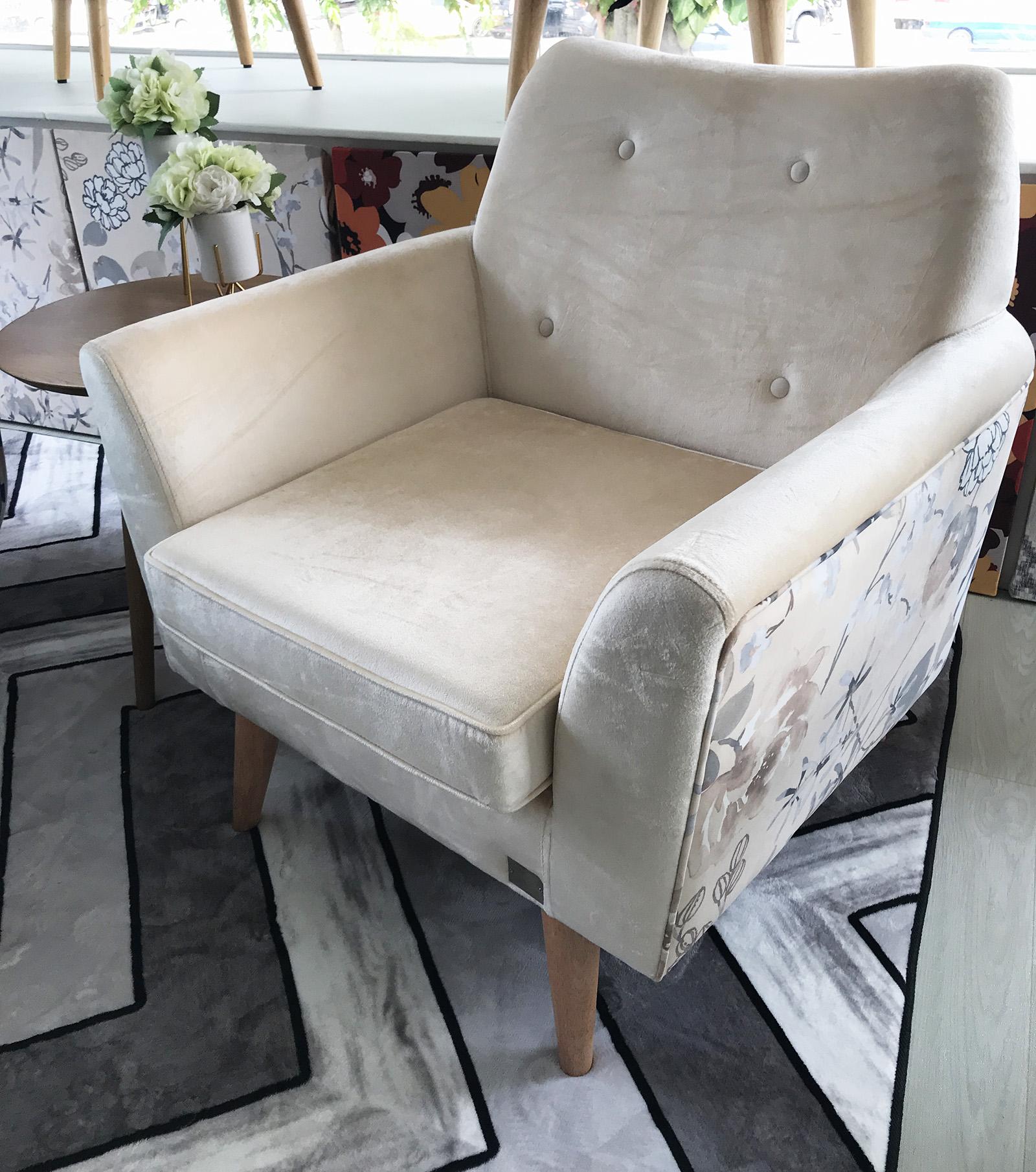 Parker club armchair