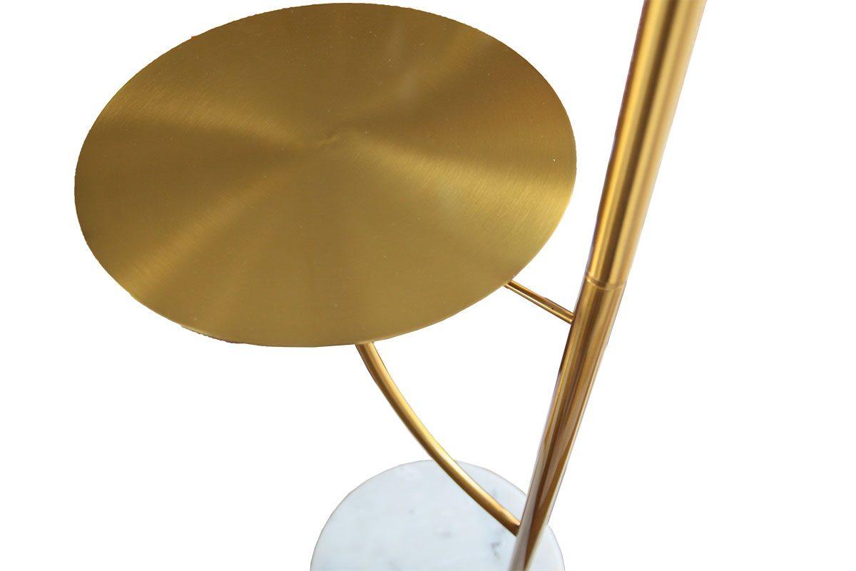 leanne metal table