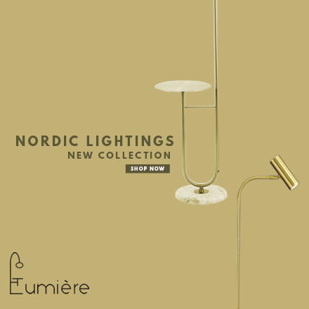 Nordic lightings from Lumiere